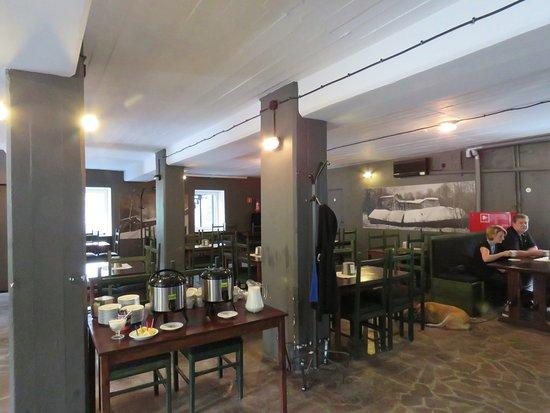 Герлож, Польша: Restaurangen