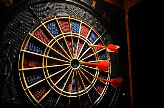 darts - Picture of Oliwa Pub, Krakow - TripAdvisor