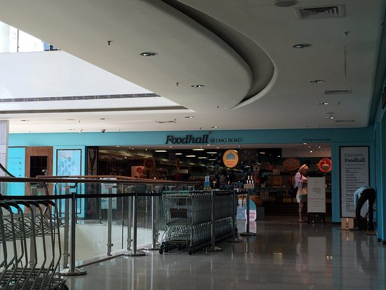 Trendy home decorating store - Picture of 1 MG Lido Mall, Bengaluru ...