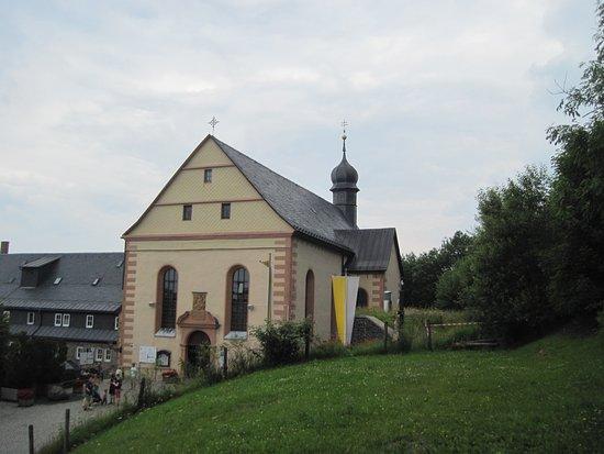 Bischofsheim an der Rhön, Deutschland: Klosterkirche