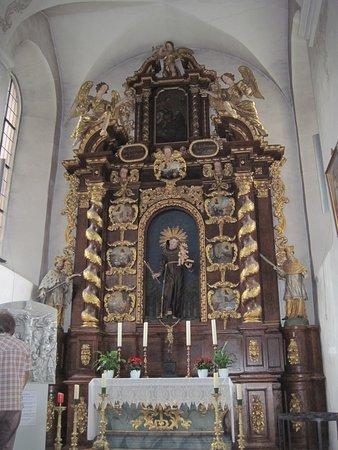 Bischofsheim an der Rhön, Deutschland: Altar