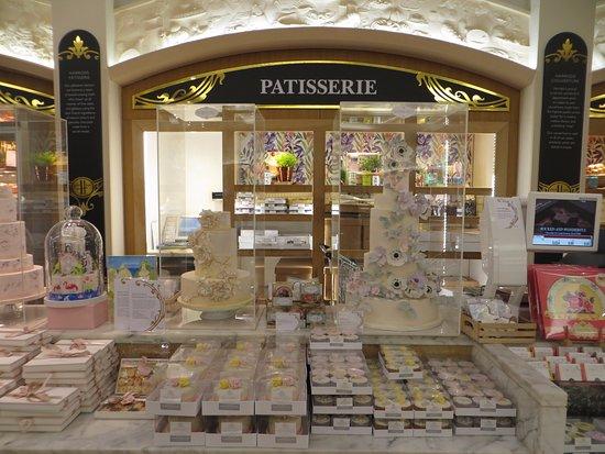 Patisserie at Harrods - Bild von Harrods, London - TripAdvisor