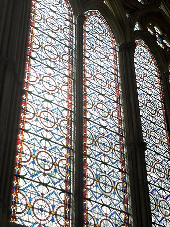 Salisbury Cathedral: Room where Magna Carta is