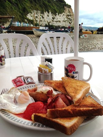 Beer, UK: Ducky's All-Day Breakfast
