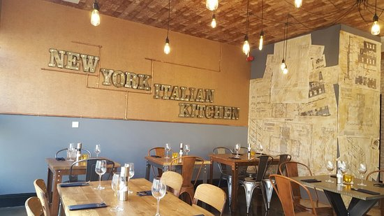 very disappointing overpriced, limited, unimaginative menu,Italian Kitchen Ovid Ny Menu,Kitchen design