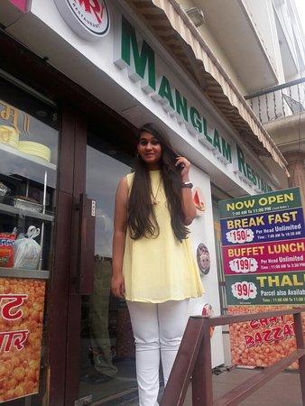 Manglam Restaurant