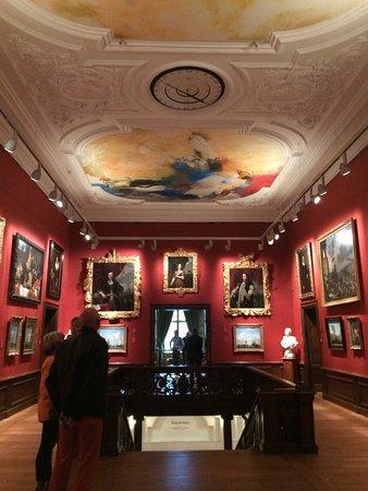 Mauritshuis Museum: Salas repletas de importantes obras da Epoca de Ouro