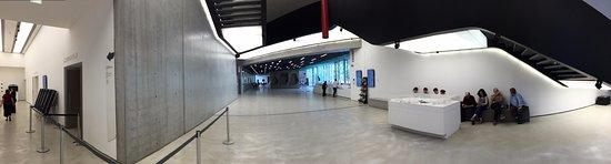 MAXXI - Museo Nazionale Delle Arti del XXI Secolo: The Main Hall