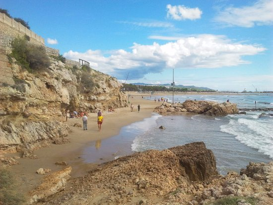 Playa de la República