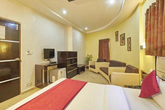 Hotel Rudra Mahal: suite room