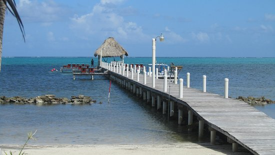 Pelican Reef Villas Resort: hammocks,snorkling,relaxing,sunning on the pier
