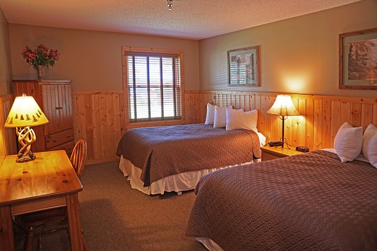 Sugar Lake Lodge: Lodge Room