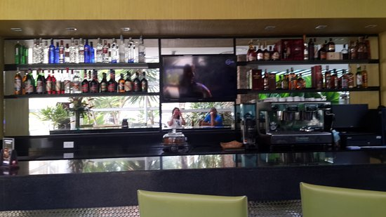 Margarita Real Boutique Hotel: lobby bar