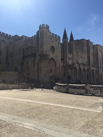 Pope's Palace (Palais des Papes): photo0.jpg