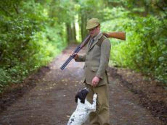 Cong, Ireland: Clay Shooting