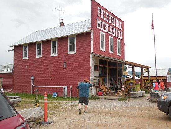 Polebridge Mercantile and Cabins Image