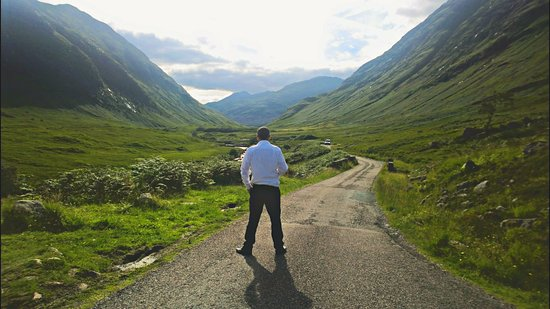 Glencoe Village, UK: Bond