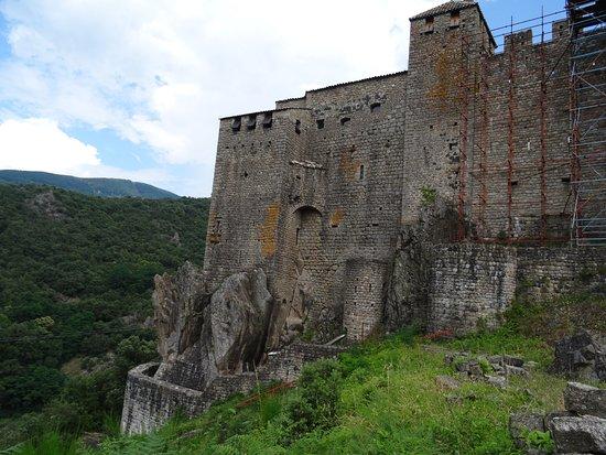 Meyras, France: Le château