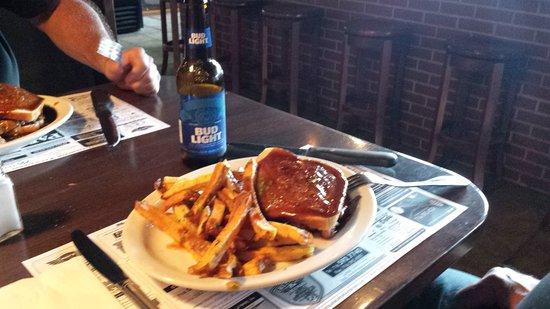 Springville, Νέα Υόρκη: Hot roast beef