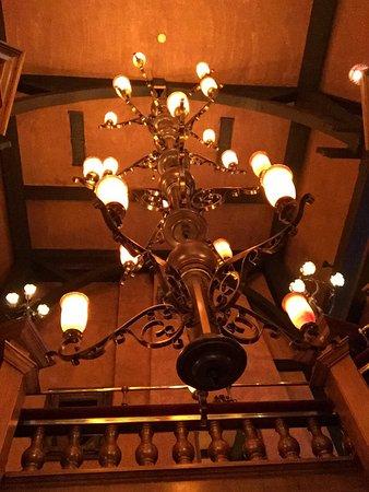 Impressive old-school steakhouse