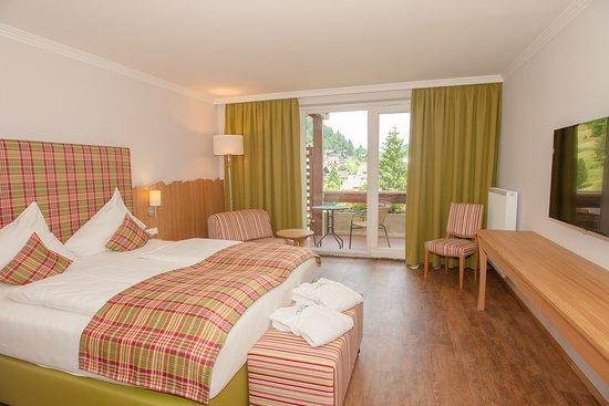 "Hotel Praegant: Komfortzimmer ""Frühling"""