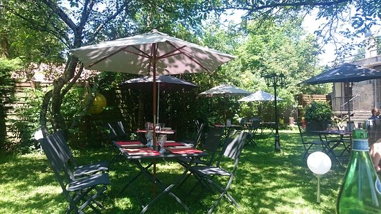 Itteville, França: Jardin