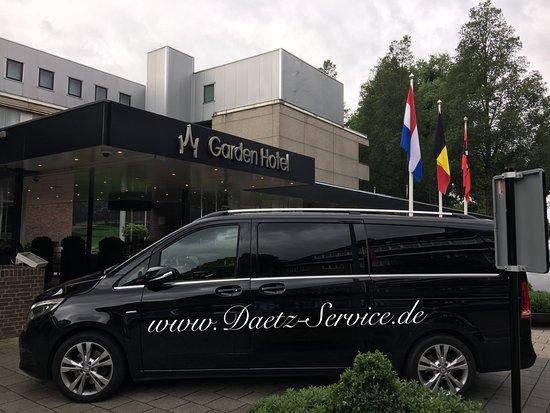 Bilderberg Garden Hotel Amsterdam Holandia opinie o Hotel