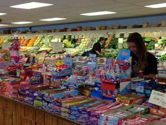 Grantsville, MD: Hill Top Fruit Market