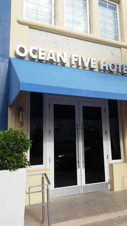 Ocean Five Hotel Photo