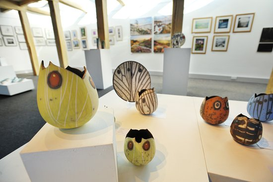 Danby, UK: Inspired by... gallery at The Moors National Park Centre (c) Charles Twist/NYMNPA