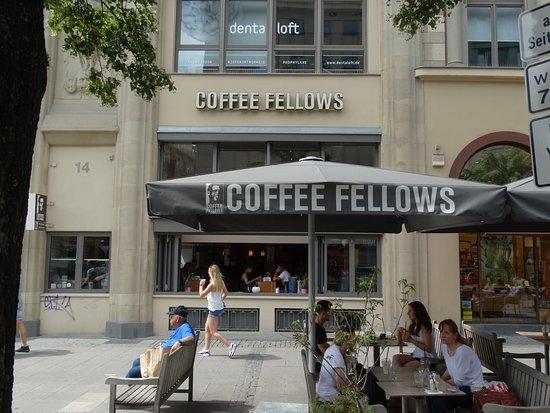 Coffee Fellows: 30.07.2016