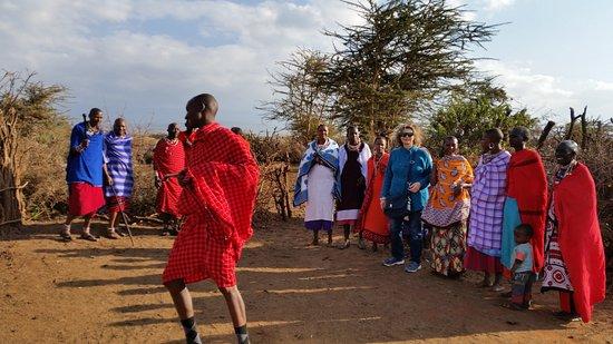 Satao Elerai: Cultural visit to the Maasai tribe