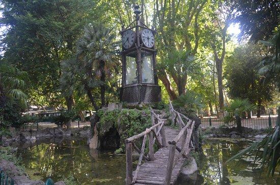 The water clock of villa borghese picture of orologio ad acqua