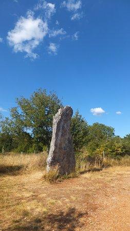 Menhir de Belinac