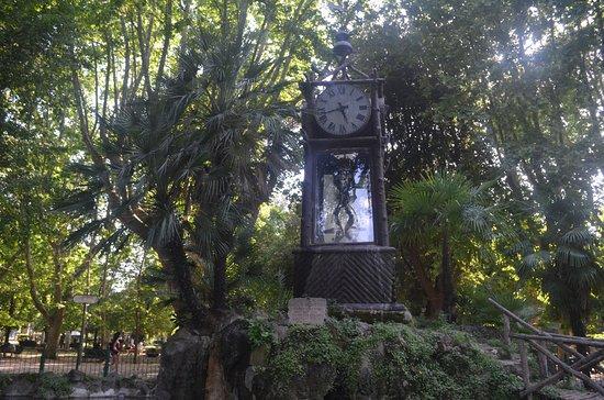 Idrocronometro di villa borghese bild von orologio ad acqua rom