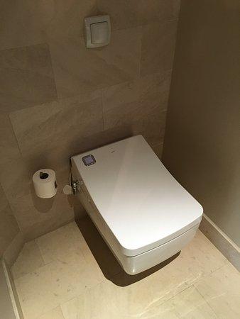 Toto toilet! - Picture of Park Hyatt Paris - Vendome, Paris ...