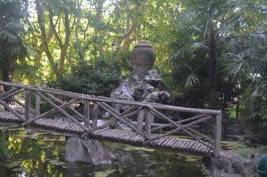Idrocronometro di villa borghese foto di orologio ad acqua roma