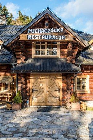 Stronie Slaskie, Polen: Restauracja Puchaczówka