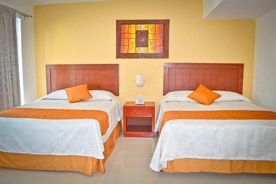 Hotel Dos Playas Beach House: Standard Room