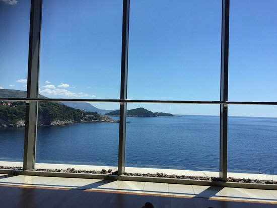 Rixos Hotel Libertas: Reception view