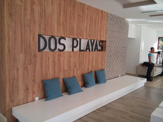 Hotel Dos Playas Beach House: Lobby