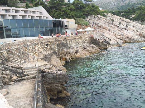 "Rixos Hotel Libertas: The ""beach"""