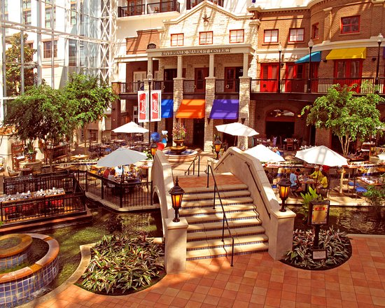 Riverwalk Cantina Dining Picture Of Gaylord Texan Resort
