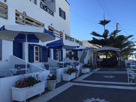 Margarita Hotel: The entrance