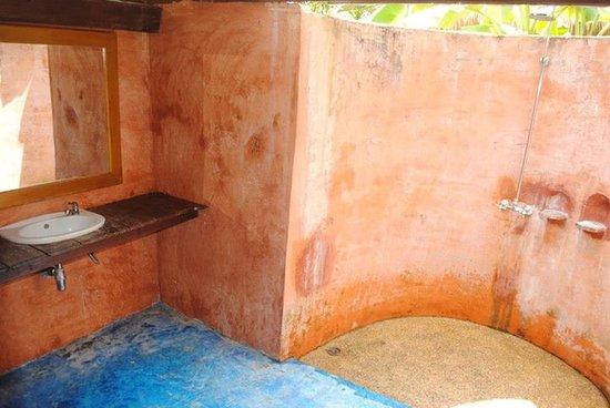 Thapwarin Resort: Wonderful bathroom