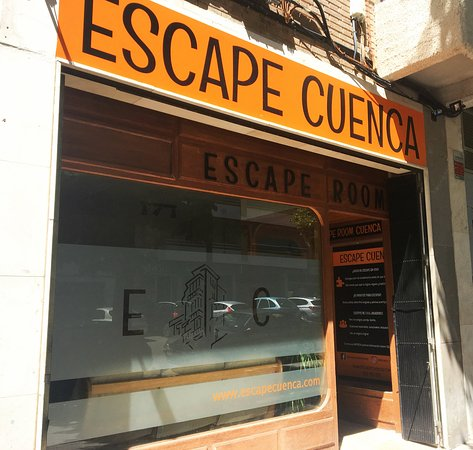 ‪Escape Cuenca‬