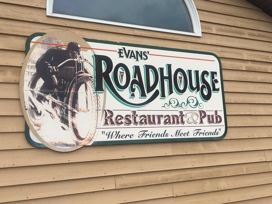 Drums, Πενσυλβάνια: Evan's Roadhouse Restaurant & Pub