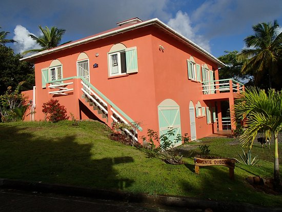 Calibishie, Dominica: Enter and Relax