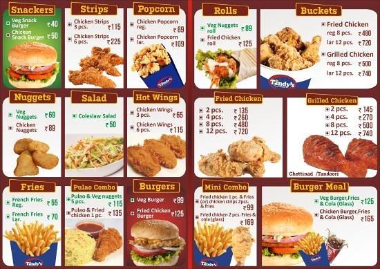 Fried Chicken Restaurants Manchester