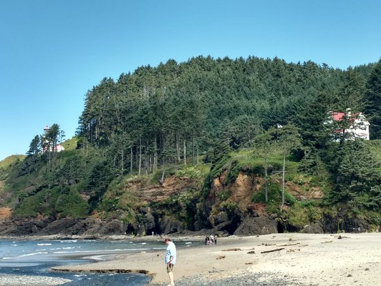 Florence, Oregón: Heceta Lighthouse and Lighthouse Keeper's House